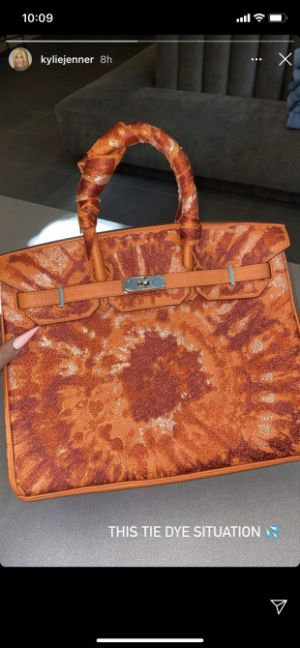 Can We All Agree That Kylie Jenner's New Birkin Looks Like Bacon?