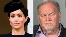 Thomas Markle Slams Prince Harry In Salacious New Interview