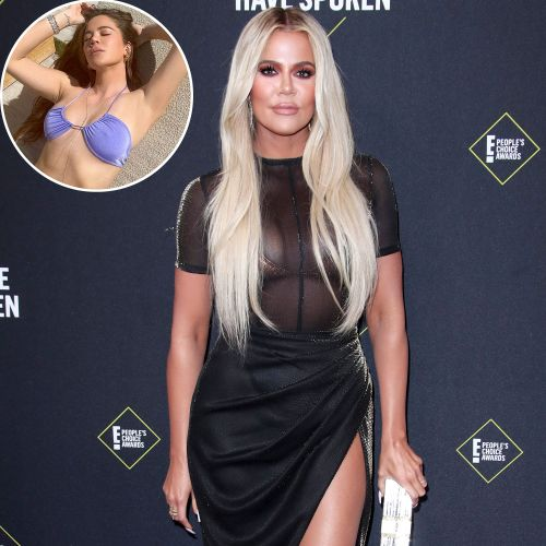 Khloe Kardashian Shares Cryptic Message After Unedited Bikini Photo Leak: 'Making the Best of It'