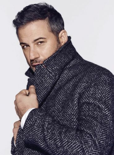 Jimmy Kimmel Covers GQ, Discusses Early Ambition