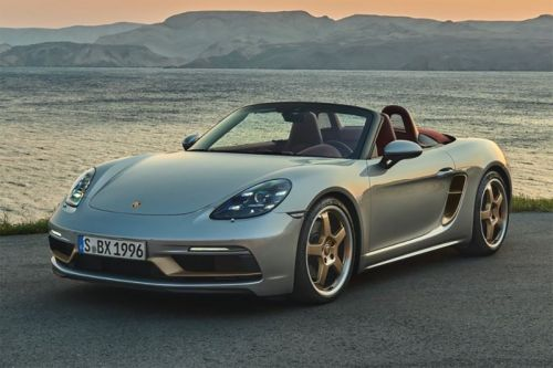 """Porsche Unveils Limited Edition """"Boxster 25 Years"""" Anniversary Model"""