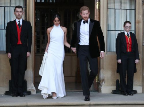Exactly What Went Down at the Super-Private Royal Wedding Dinner Reception