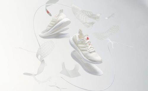 Adidas unveils 100 percent recyclable running shoe