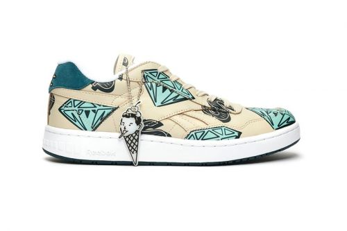Billionaire Boys Club ICE CREAM Adds Dollar Signs & Diamonds to Reebok's BB 4000 Mu