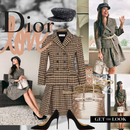 My Look: Dior Love