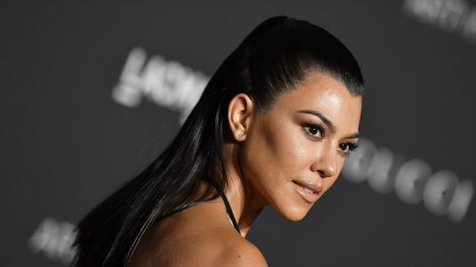 Kourtney Kardashian Loves Being Naked At Home And With Her Amazing Bod, We Don't Blame Her