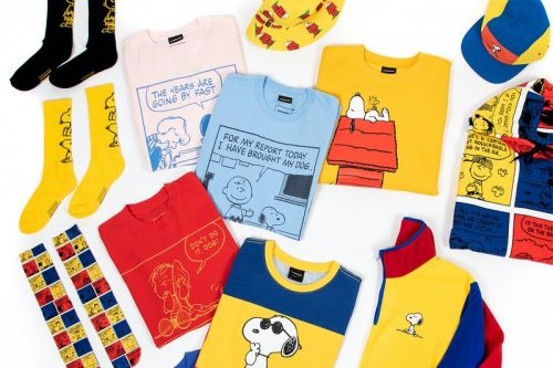 Dumbgood Celebrates Charlie Brown and Snoopy With Limited 'Peanuts' Capsule