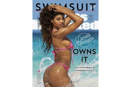 Danielle Herrington Covers 2018's 'Sports Illustrated' Swimsuit Issue