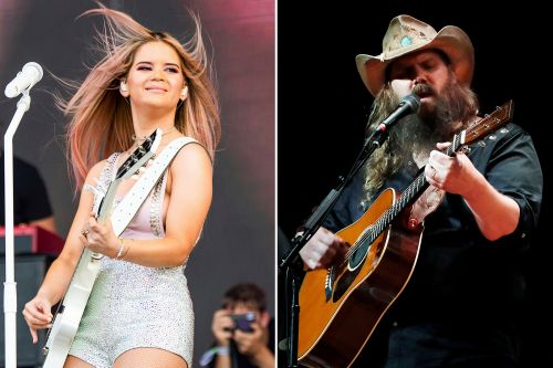Maren Morris, Chris Stapleton lead Country Music Award 2021 nominations