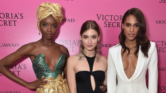 See What Everyone Wore to the 2017 Victoria's Secret Fashion Show After Party