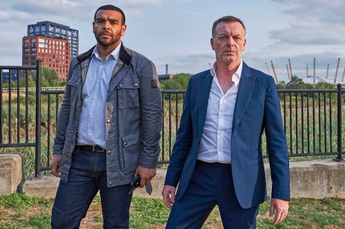 'London Kills' star Hugo Speer: I was a bad kid - now I play a cop