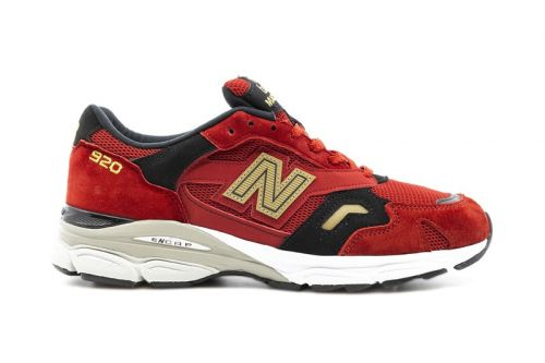 "New Balance 920 ""Year of the Ox"" Celebrates CNY"