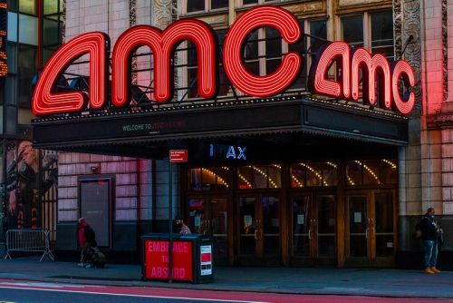 AMC Raises $917 Million USD and Dodges Bankruptcy