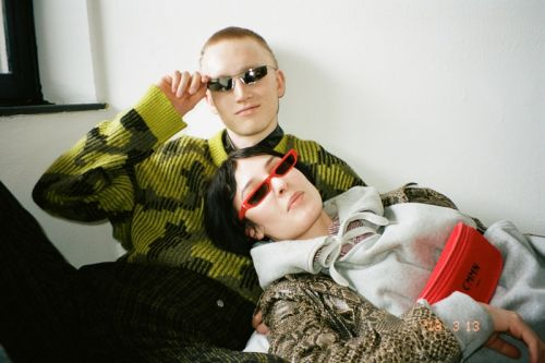 CMMN SWDN Partners With Ace & Tate on Debut Eyewear Capsule