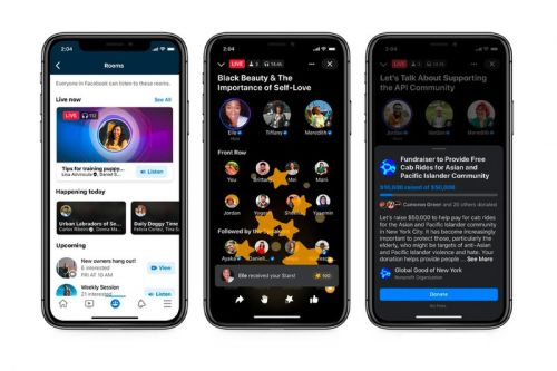 Facebook Confirms Its Clubhouse Competitor App Is Coming This Summer 2021