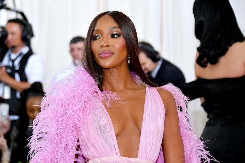 Naomi Campbell scrubs down her entire seat before plane rides