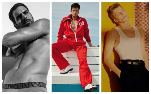 Week in Review: V/VMAN Calendar, Sean O'Pry, Otto Valter + More