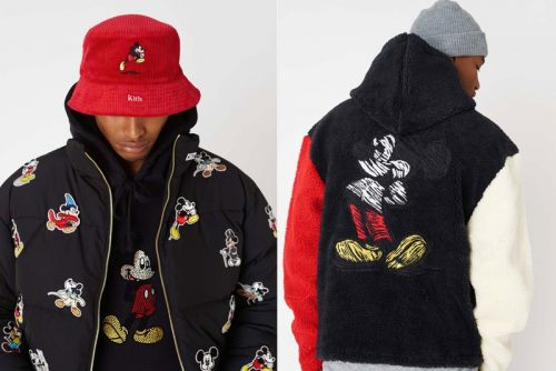Kith Breaks Down Eight Decades of Mickey Mouse in Its Upcoming Disney Collaboration