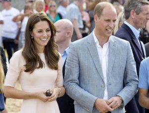 Prince William And Kate Middleton Just Had The BEST Day Out