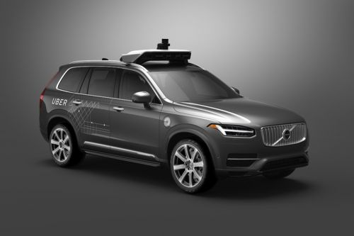 Uber Inks a $1 Billion USD Deal With Volvo for 24,000 Autonomous Vehicles