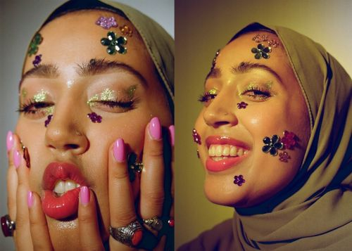 This Muslim make-up artist finds beauty in her mistakes