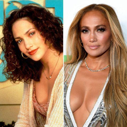 That J. Lo Glow! See Photos of Jennifer Lopez's Stunning Transformation Over the Years