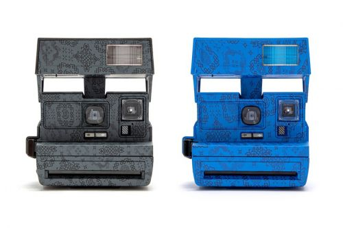 CLOT Set to Release Three Polaroid 600 Silk Royale Cameras