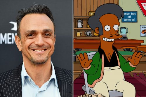 Hank Azaria reportedly steps down as voice of Apu on 'The Simpsons'