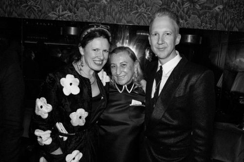 Inside Katie Grand and Jefferson Hack's Party for Miuccia Prada