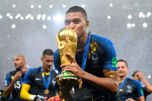 2018 FIFA World Cup Crowns Kylian Mbappé as Best Young Player