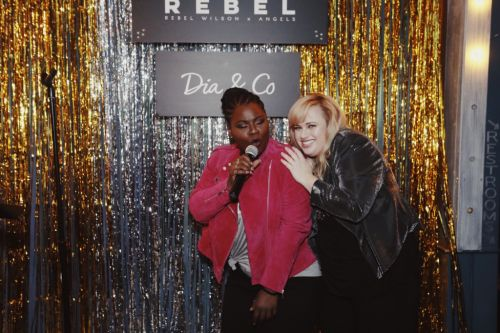 Rebel Wilson Used to Buy Men's Clothes Because of a Lack of Plus Sizes