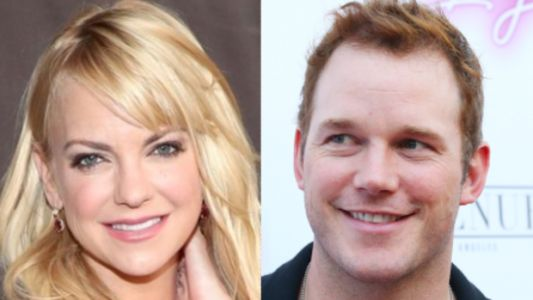 Chris Pratt Said Something Really Nice About Anna Faris At The Emmys