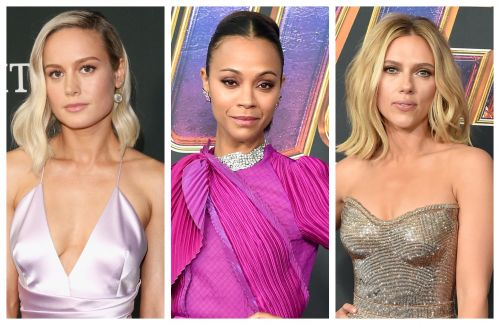 We're in the Endgame Now! See What Your Favorite Stars Wore to the 'Avengers' World Premiere
