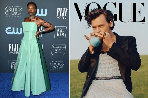 Billy Porter trashes Vogue over Harry Styles dress cover