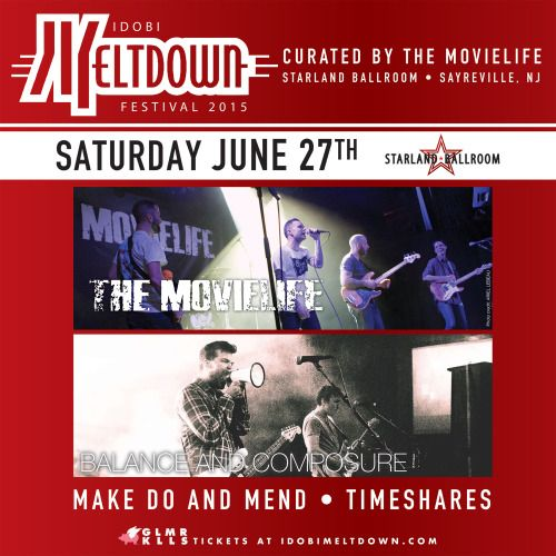 Don't miss out on the idobi Radio Meltdown Festival at Starland