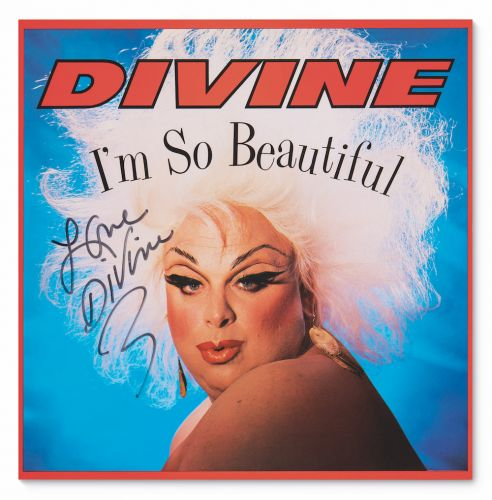 Loewe Honours Drag Legend Divine With Collection and Online Exhibition