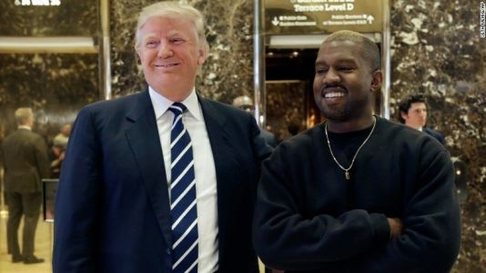 Kanye West says he's running for President in 2020