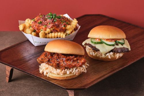 Shake Shack Celebrates Traditional Korean Flavors With Gochujang Fueled Creations