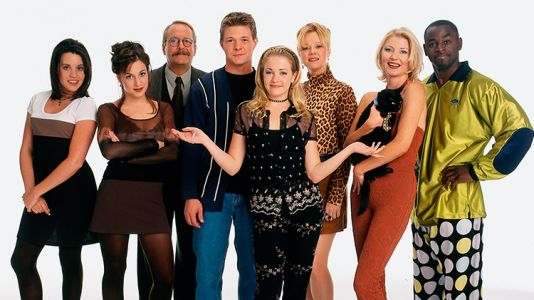 And Just Like That, We Are Back Under Sabrina's Spell 15 Years Later - See Their Reunion