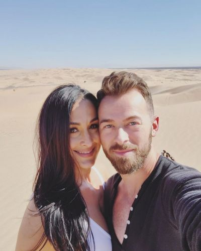 Nikki Bella Says Fiance Artem Chigvintsev Has 'Always Wanted to Be a Father': 'He's Just Really Excited'