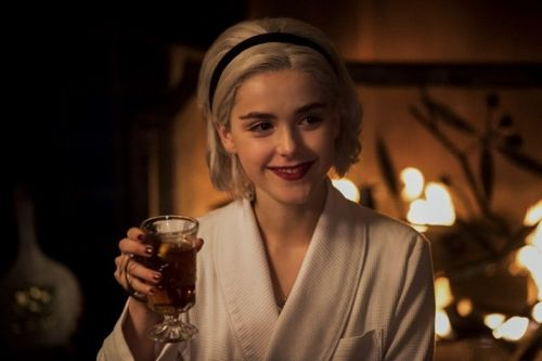 Part three of the Chilling Adventures of Sabrina has a release date