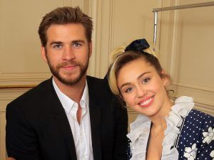 Miley Cyrus Shuts Down Pregnancy Rumours After Posting This 'Baby Bump' Picture