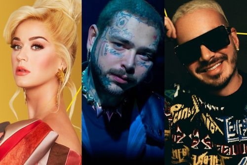 Katy Perry, Post Malone, J Balvin and More to Collab for 'Pokémon 25: The Album' Compilation