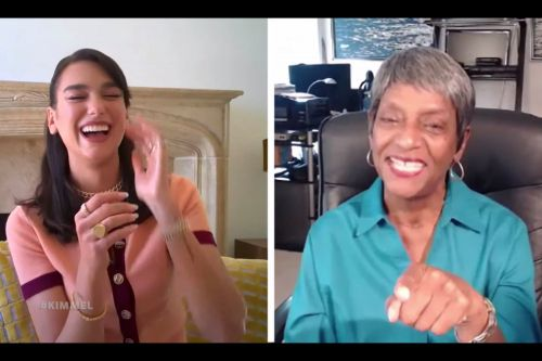 Dua Lipa interviews old folks about herself - but they don't know her