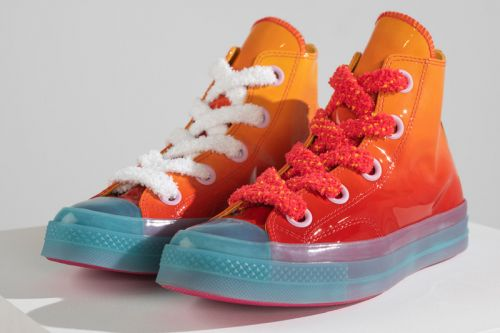 """JW Anderson & Converse Return for Glossy Chuck 70 """"Toy"""" Collection"""