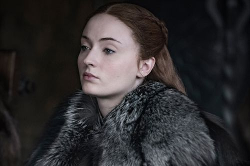 Sophie Turner wants 'Game of Thrones' fans to get a grip