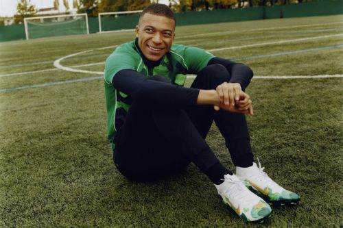 Kylian Mbappé's First Nike Collection Pays Tribute to His Hometown Bondy