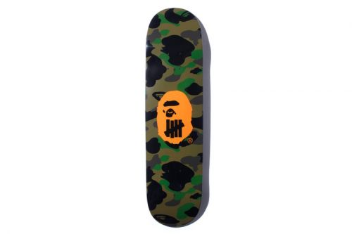Teams up With BAPE on an Exclusive Hong Kong Capsule