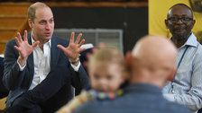 Prince William Gets Honest About Diapers And Dad Life
