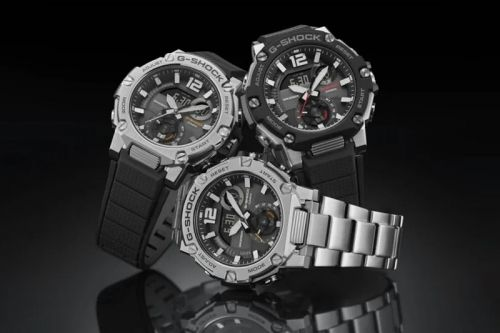 G-SHOCK Introduces the GST-B300 to Its Robust G-STEEL Line
